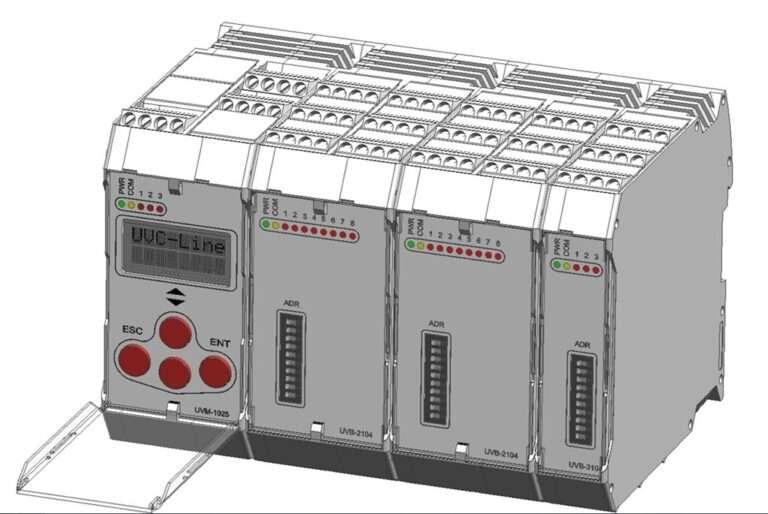 Moduł monitorowania UVpro UVC Line (2)