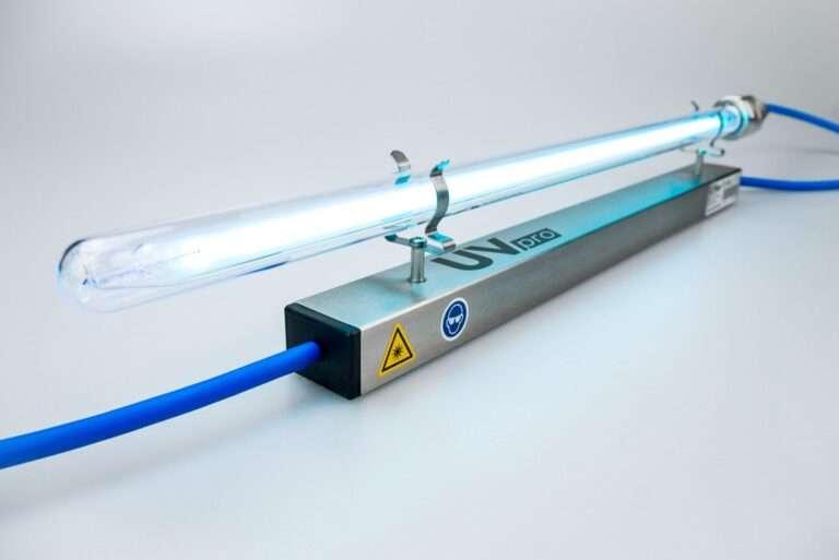 Promienniki zanurzeniowe UVC serii TS UVpro dezynfekcja i sterylizacja (25)