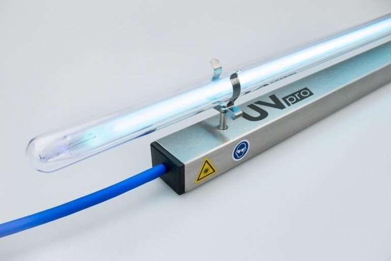 Promienniki zanurzeniowe UVC serii TS UVpro dezynfekcja i sterylizacja (4)