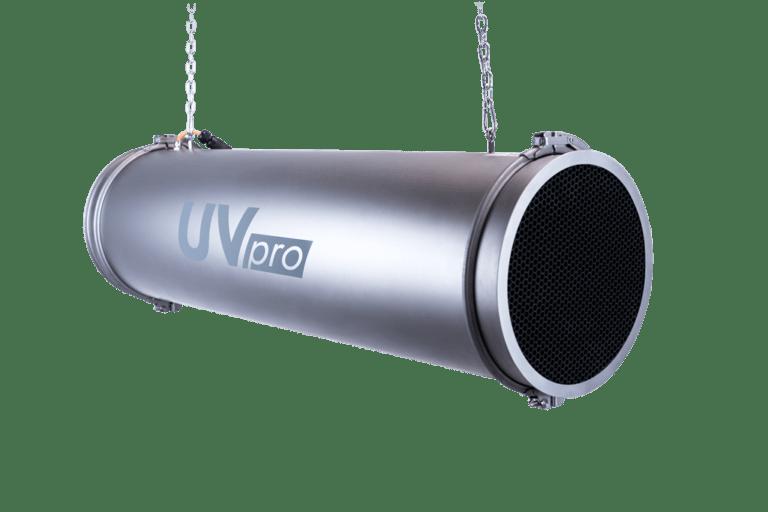 Recyrkulator dezynfekujący UVC UVpro V500 sterylizacja powietrza (1)