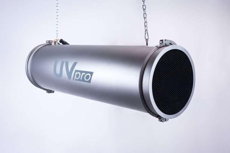 Recyrkulator dezynfekujący UVC UVpro V500 sterylizacja powietrza (3)