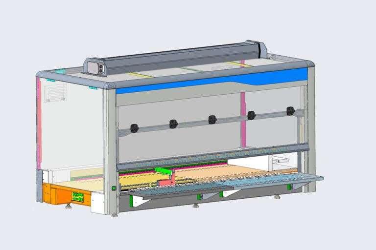 UVpro Stół laboratoryjny UVC (1)