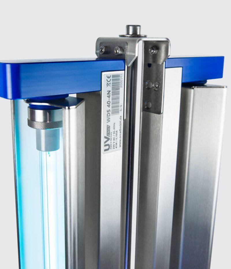 Mobilny dezynfektor powierzchni UVC serii MRD UVpro sterylizacja medycyna sale operacyjne gabinety laboratoria (1)