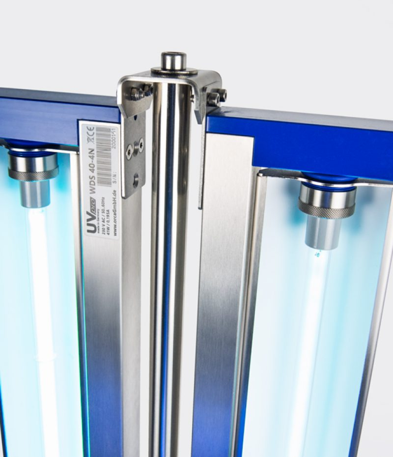 Mobilny dezynfektor powierzchni UVC serii MRD UVpro sterylizacja medycyna sale operacyjne gabinety laboratoria (3)